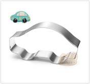 4 Pcs Packed Little Car Stainless Steel Cookie Dessert Cake Cutter DIY Mould