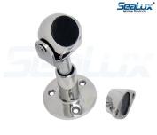 SeaLux Marine 316 Stainless Steel Pivoting Magnetic Door and Window Holder Set adjustable 8.9cm - 11cm