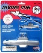 Toysmith Diving Sub Toy