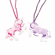 GIFTEXPRESS Unicorn Necklace 1 DOZEN