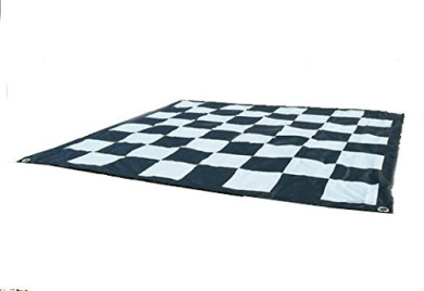 Chess House 2.7m Quickfold Nylon Chessboard for 60cm Giant Chess