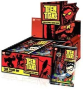 Teen Titans Go! Collectible Card Game Booster Series 1 Complete Box by Teen Titans