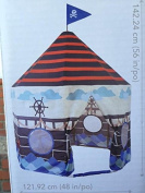 Pacific Play Tents Pirate Ship Pavilion Kids Tent Carry Bag Included