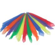 Jmkcoz 12pcs Square Juggling Dance Scarves Magic Tricks Performance Props Accessories Random Colour
