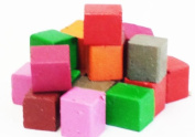 0.5kg. Colour Assortment of Beeswax for Candlemaking and Crafts