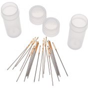 BCP 20pcs Cross Stitch/ Embroidery Hand Needles - Size 24