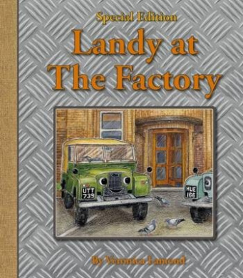 Landy at the Factory (Landybooks)