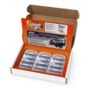 Gillette Fusion Manual Men's Razor Blade Refills 12 Count Sold By HERO24HOUR Thank You