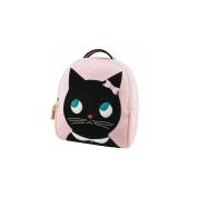 Dabbawalla Bags Preschool & Toddler Kitty Backpack, Pink
