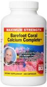 Barefoot Coral Calcium Complete 240 Capsules