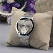 Stainless Steel Quartz Wrist Watch