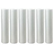 Compatible Purenex 5 Micron Sediment Water Filter Cartridge 6 Pack