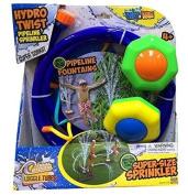 Hydro Twist Pipeline Sprinkler