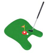 Saim Toilet Golf Game Training Potty Putter-Golfer's Prank Gift
