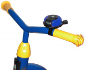 Kettler Bike Handlebar Bell Accessory, High Pitch Alert Bell for Kids Tricycles, Blue
