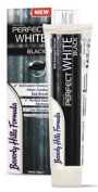 3 Pack Beverly Hills Formula 130g Perfect White BLACK Charcoal Toothpaste Stains Breath