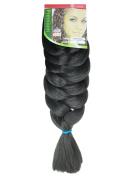 X-PRESSION ULTRA BRAID HAIR EXTENSION (XPRESSION BRAIDING) (CHOICE OF COLOURS)