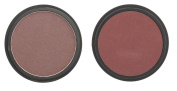 SBC Blusher Twin Pack Frosted Dark Plum 5BS & Frosted Blush Plum 4BS