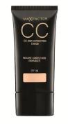 3 x Max Factor CC Colour Correcting Cream SPF10 30ml Sealed - 60 Medium