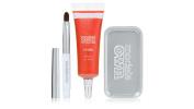 Lip Gunk - Lip Paint Kit (Metallic) - Lava