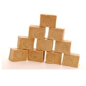 Aleppogold Olive Oil & Laurel Soap 200g+ Bars - 10 Pack