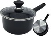 Kitchen King 18cm Non Stick Sauce Pan Milk Pan