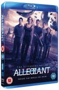 Allegiant [Region B] [Blu-ray]