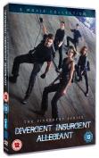 Divergent/Insurgent/Allegiant [Region 2]