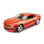 Chevrolet Camaro Rs 2010 1:24 Scale Easy To Assemble Model Kit Kids Play Toy Car