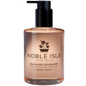 Hand Wash by Noble Isle Rhubarb Rhubarb Hand Wash 250ml