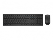 Dell Wireless Keyboard and Mouse - Black