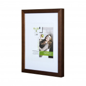 Apollo Wenge Wood Picture Frame -Nielsen