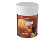 Muntons 6 Bottle Country Wine Making Kit Apricot Concentrate Kit - Just Add Water and Sugar