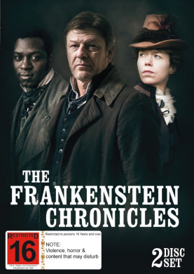 The Frankenstein Chronicles DVD 2Disc