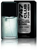 747 Club 100ml  Eau De Parfum   Men Spray by Preferred Fragrance by 747 CLUB