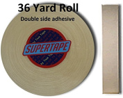 SuperTape 1.9cm wide X 36 yards of Double Side Adhesive ...