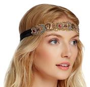 Jolie USA Colour Jewel Stretch Ribbon Headband