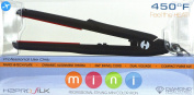 H2PRO Beauty Life Professional Silk Styling Mini (20cm inch) Colour Iron Black / Red