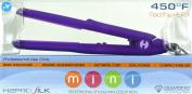 H2PRO Beauty Life Professional Silk Styling Mini (20cm inch) Colour Iron Purple