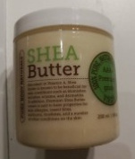 Shea Butter - Premium Quality 250ml (Approximately) Grade A Unrefined Organic Shea Butter