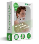 Fogless Shower Mirror Ideal for Shaving—Use Fog Free Shower Mirror in Bathroom