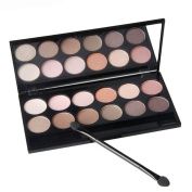 Beauty Clubs 12 colour Palette Eyeshadow Nude Make-up Smokey-eye Make-up Suite