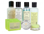 Khadi Natural Herbal Aloevera Combo BY INDIANMEDICALSTORE