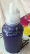 Ultramarine Blue Liquid Pigment Glycerin Colourant for Clear Melt & Pour Soap Making a 30ml MP Colour