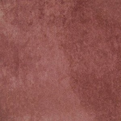Brandy Purple Red Solid Suede Made in USA Cotton Upholstery Fabric by the yard