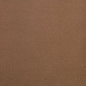 Cappuccino Brown Solid Suede Upholstery Fabric by the yard