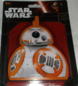 Disney Star Wars The Force Awakens Jumbo Eraser BB-8 Droid