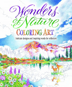 Wonders of Nature Colouring Art