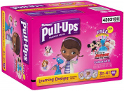 Huggies Pull-Ups Training Pants Learning Designs - Girls - 3T-4T - 66 ct