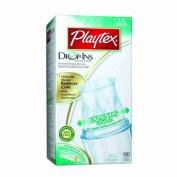 Playtex Drop-Ins Bottle Liners for Playtex Nurser Bottles, 240ml, 100 ct